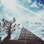 Ultimo tramonto sulla piramide?