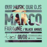 Tini' Soundgarden presenta Marco Farone
